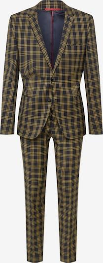 HUGO Pak 'Arti/Hesten193 10218984 01' in de kleur Geel / Zwart, Productweergave