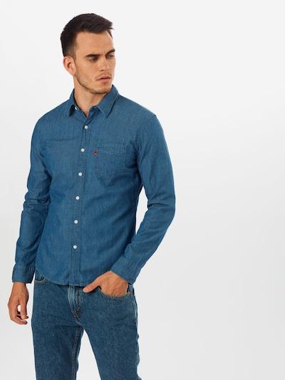 LEVI'S Koszula 'SUNSET' w kolorze niebieski denimm: Widok z przodu