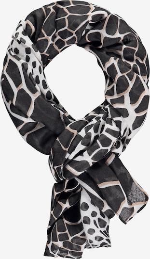 GERRY WEBER Schal in schwarz / weiß, Produktansicht