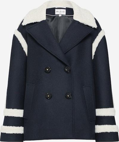 PAUL & JOE Prechodná bunda 'IQUIBERON' - námornícka modrá / biela, Produkt