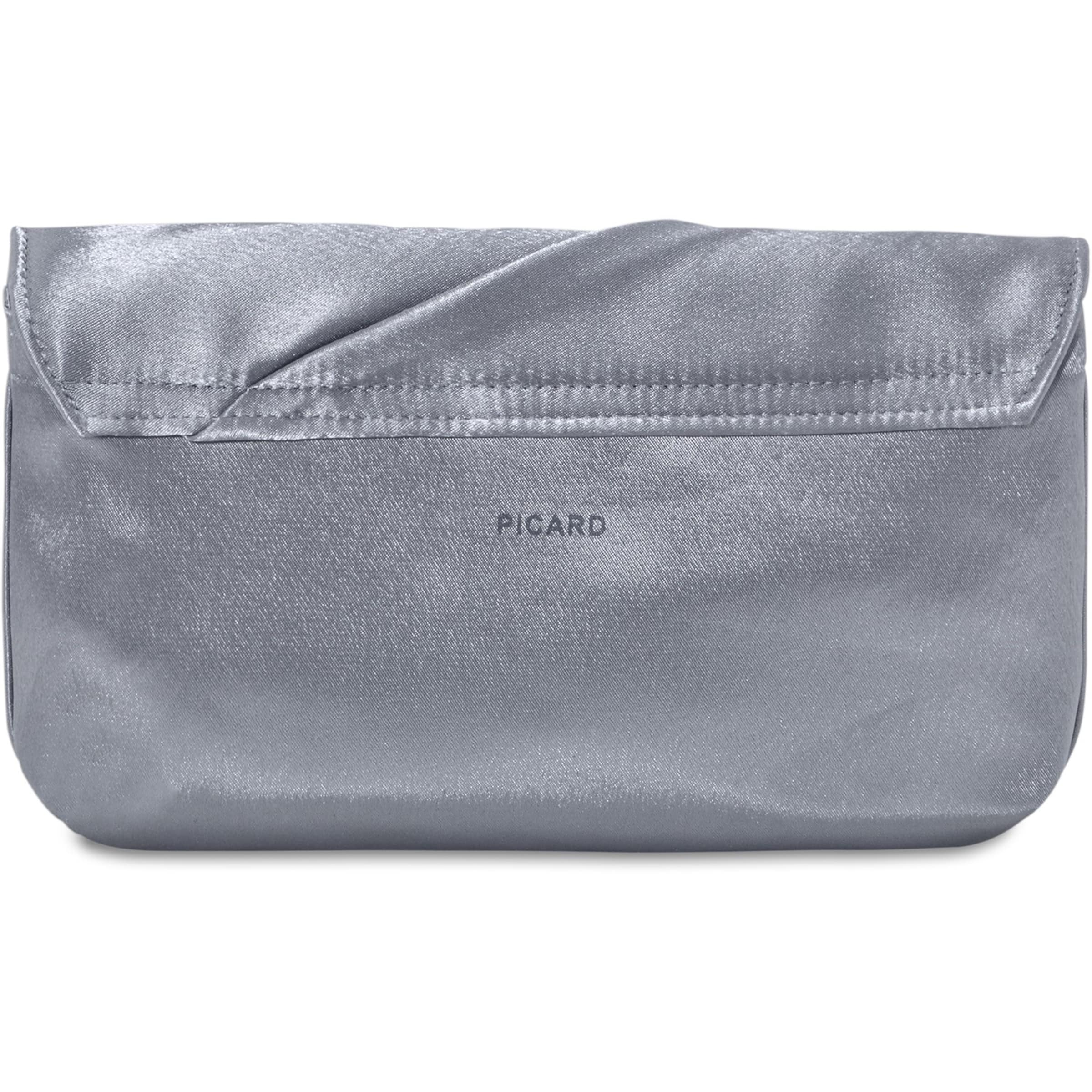 Silber Clutch 'scala' Picard Picard Clutch In Silber 'scala' In 8nOXPNwk0