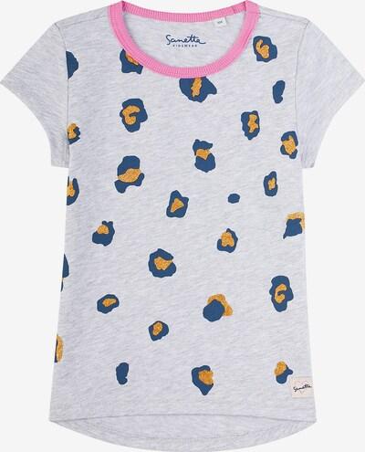 Sanetta Kidswear T-Shirt in grau / mischfarben, Produktansicht
