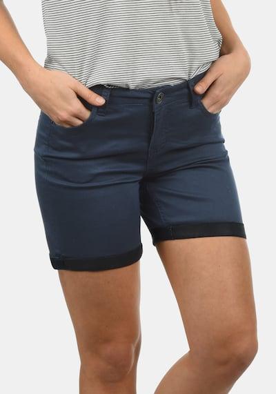 DESIRES Jeansshorts 'Lila' in nachtblau, Produktansicht