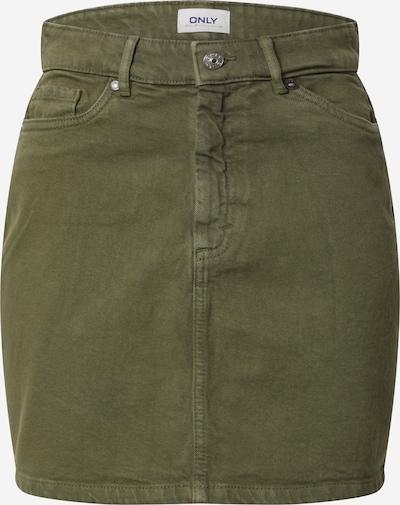 ONLY Spódnica 'ONLROSE' w kolorze khakim: Widok z przodu