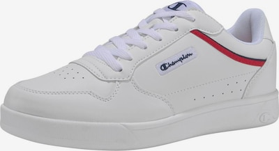 Champion Authentic Athletic Apparel Sneakers laag 'NEW COURT PU' in de kleur Wit, Productweergave