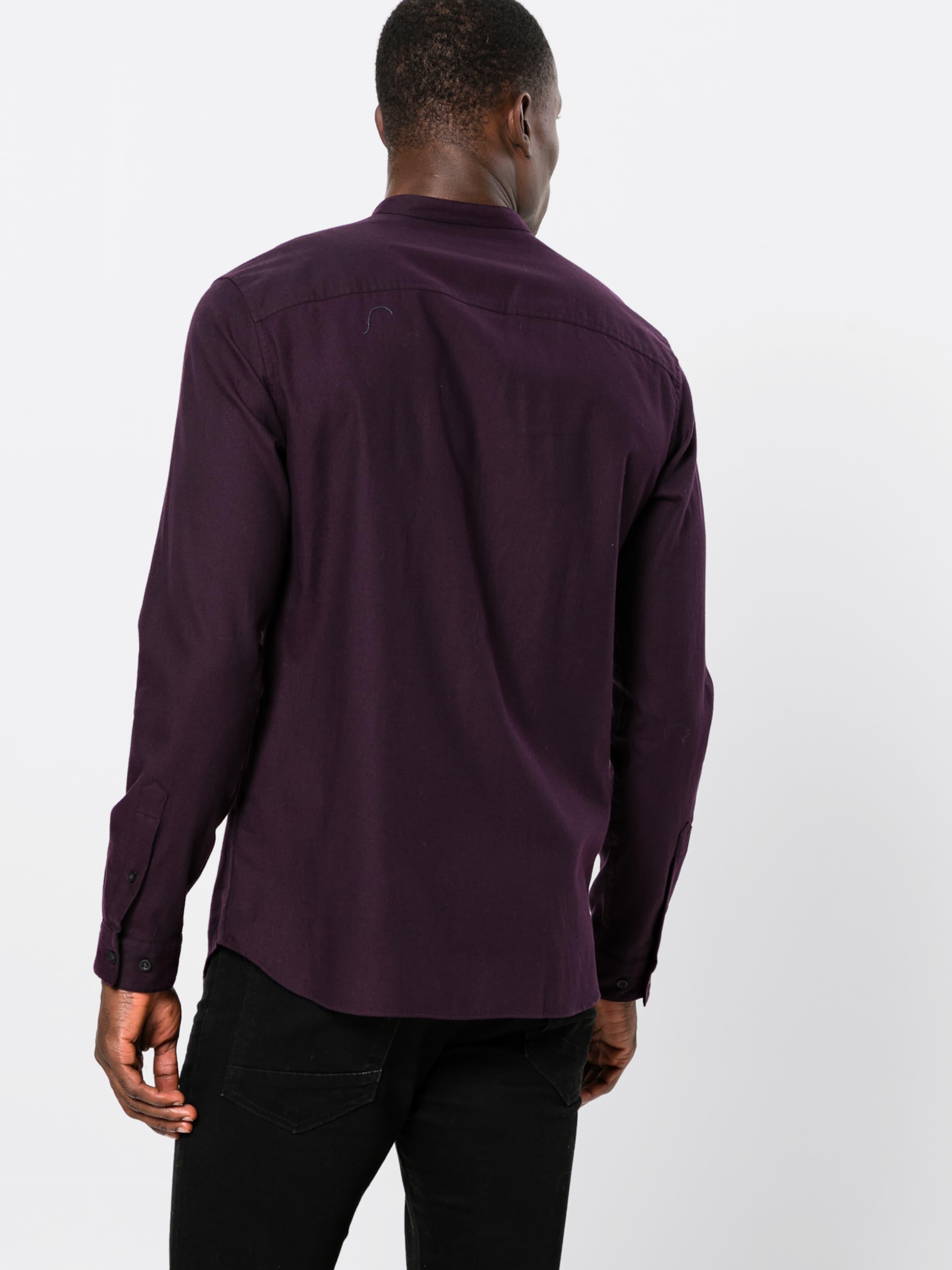 Mao s' Aubergine L Jones 'jprray Shirt Hemd Jackamp; In 0nv8Nwm