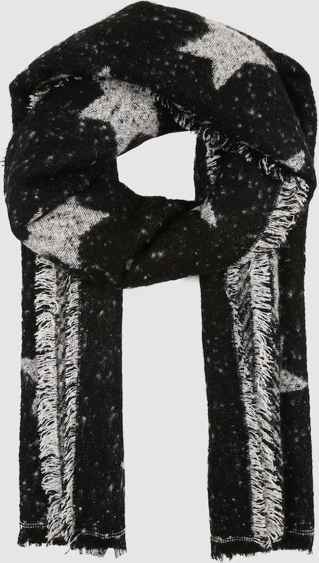 CODELLO Schal mit Jacquard Muster