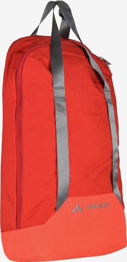 VAUDE Colleagues Comrade Rucksack Shopper Tasche 48,5 cm in rot, Produktansicht