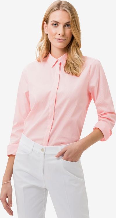 BRAX Bluse 'Victoria' in koralle / rosa, Modelansicht
