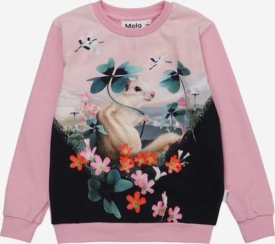 Molo Sweatshirt 'Regine' in mischfarben / pink, Produktansicht