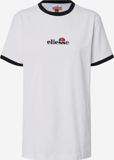 ELLESSE Shirt 'SERAFINA' in de kleur Wit, Productweergave