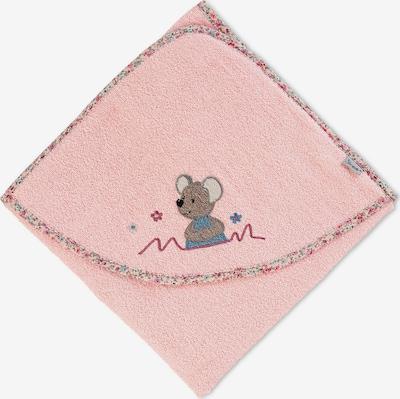 STERNTALER Badetuch in rosa, Produktansicht