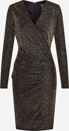 DKNY Robe de soirée en or / noir, Vue avec produit