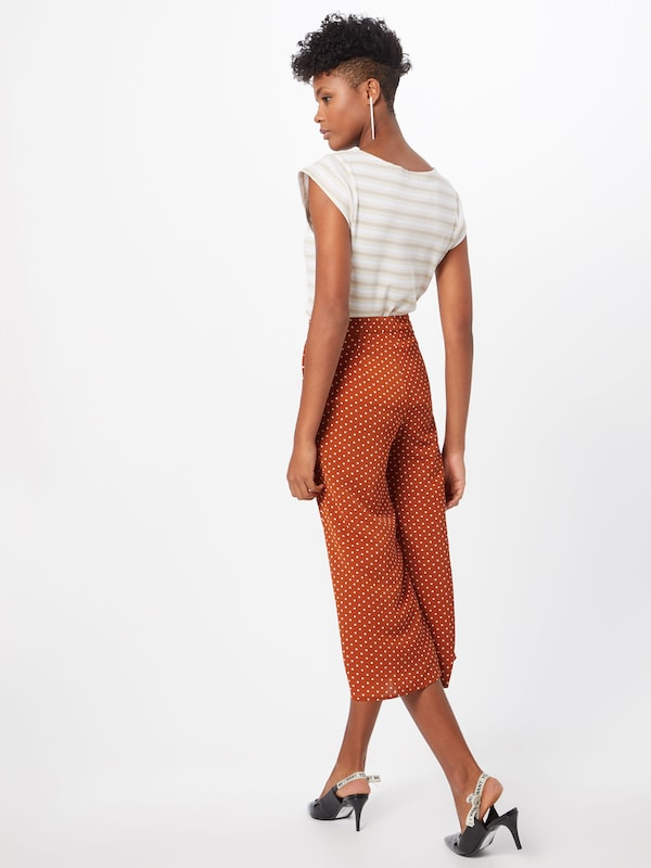 Luxury In RouilleBlanc 'mila' Soaked Pantalon En E9DH2IWY
