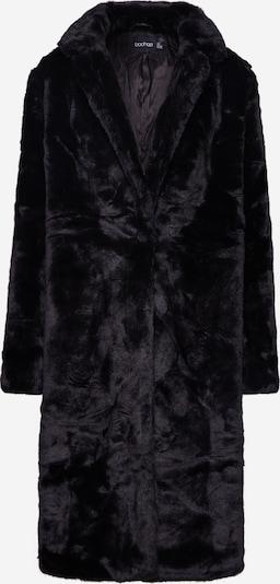 Boohoo Tussenmantel in de kleur Zwart, Productweergave