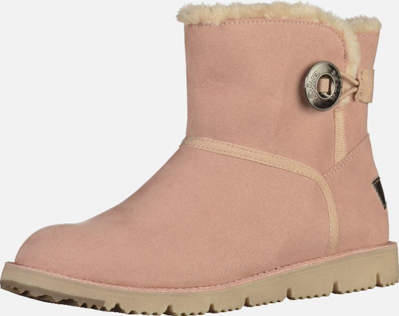 s.Oliver RED LABEL Stiefelette Verschleißfeste billige Schuhe