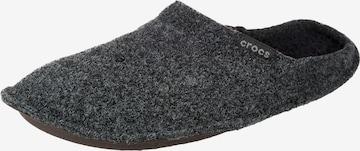 Crocs Hausschuh in Grau