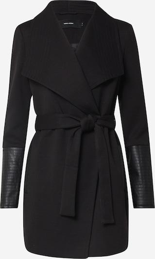 VERO MODA Přechodný kabát 'VMDALLASCALA' - tmavě hnědá / černá, Produkt