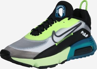 Nike Sportswear Augstie apavi 'Air Max 2090' pieejami zils / melns / balts, Preces skats