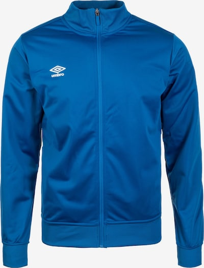 UMBRO Trainingsjacke 'Club Essential' in blau, Produktansicht