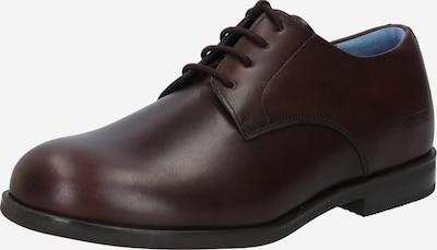 BIRKENSTOCK Schnürschuhe 'Jaren' in dunkelbraun, Produktansicht