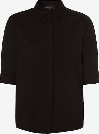 Franco Callegari Bluse ' ' in schwarz, Produktansicht