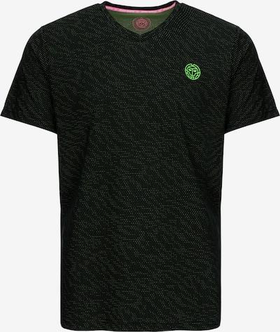 BIDI BADU T-Shirt 'Spike' in hellgrün / schwarz, Produktansicht
