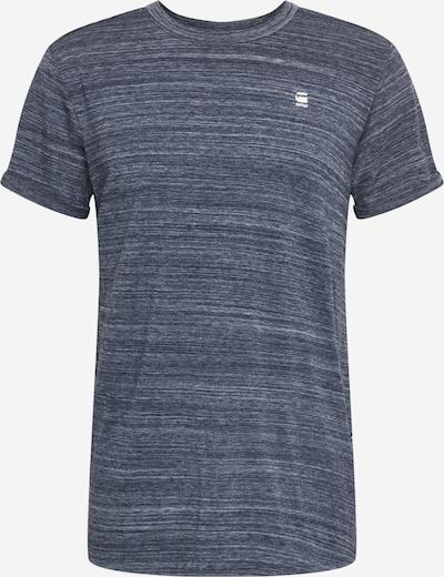 G-Star RAW Shirt 'Lash' in marine / weiß, Produktansicht