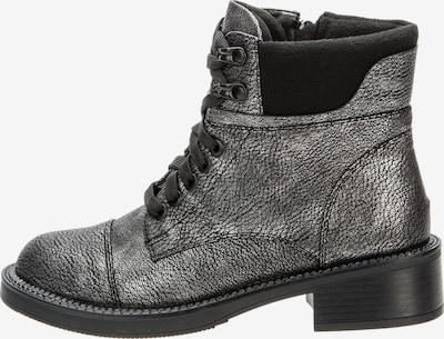 BETSY Boots in schwarz / silber, Produktansicht