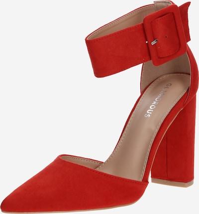 GLAMOROUS Pumps in de kleur Rood, Productweergave
