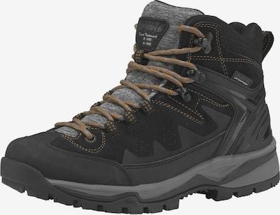 ICEPEAK Boots 'Wynn W' en noir, Vue avec produit