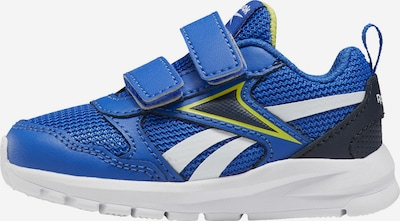 REEBOK Schuhe in blau / nachtblau / neongrün / weiß, Produktansicht