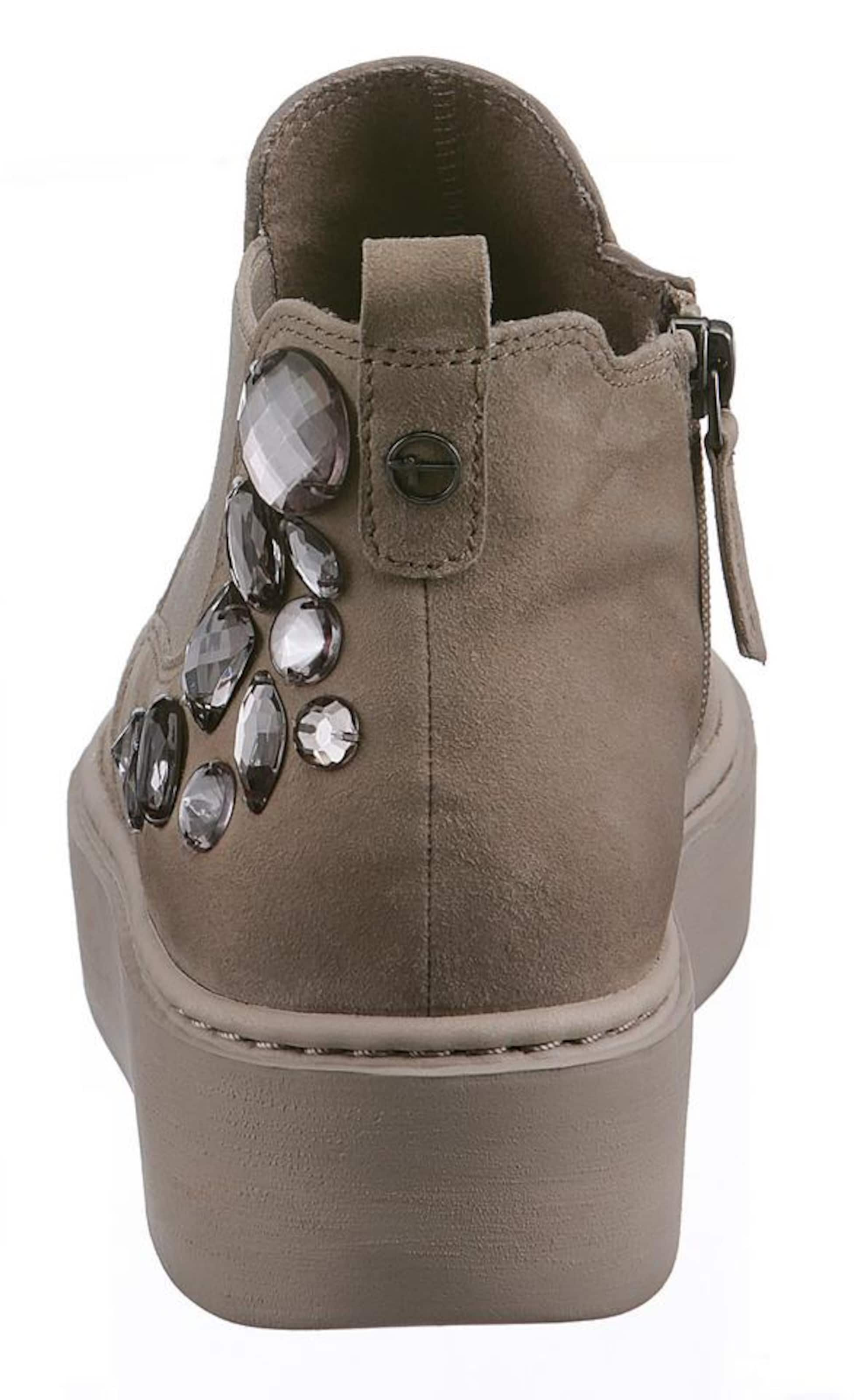 'freya' Taupe 'freya' Tamaris Chelseaboots In In Chelseaboots Tamaris A3j54qRL