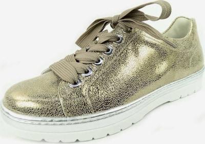 SEMLER Schnürschuhe in gold, Produktansicht
