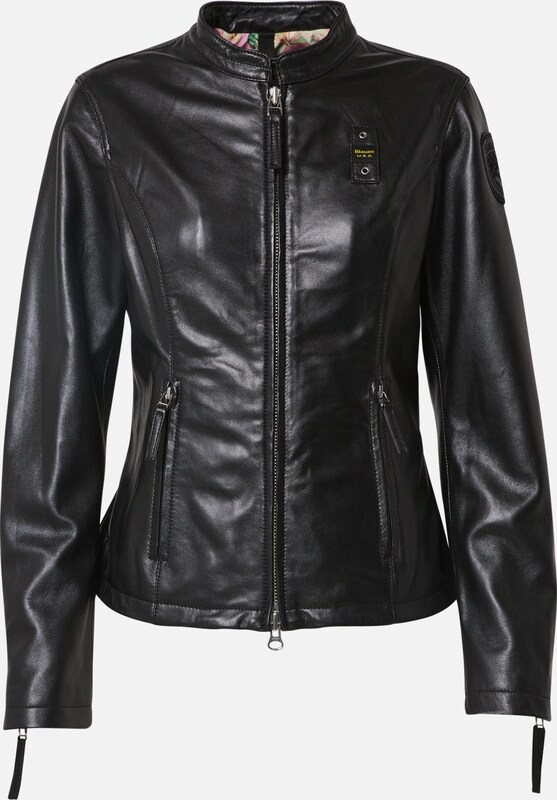 Blauer.USA Jacke 'TRENCH LUNGHI' in schwarz | ABOUT YOU