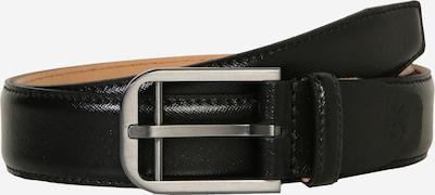 Calvin Klein Gürtel '35MM ADJ DOUBLE BAR BUCKLE' in schwarz, Produktansicht