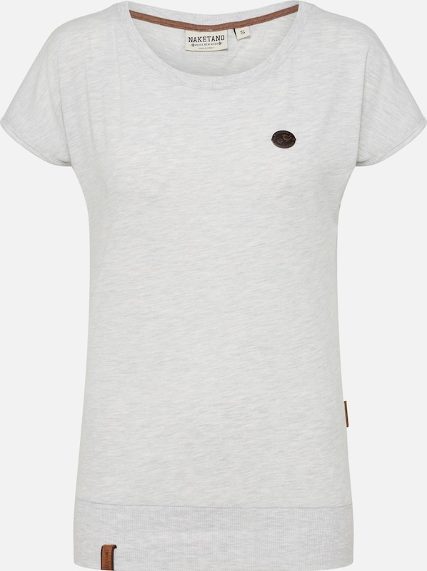 Naketano Gris En shirt Naketano En Naketano Gris T shirt T kiuOXZP