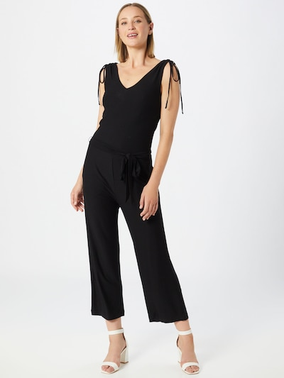 TOM TAILOR Jumpsuit in schwarz, Modelansicht