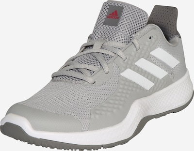 ADIDAS PERFORMANCE Sport-Schuh 'FitBounce Trainer' in grau / weiß, Produktansicht