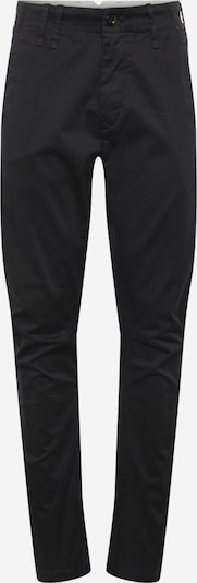 G-Star RAW Pantalon chino 'Vetar' en noir: Vue de face