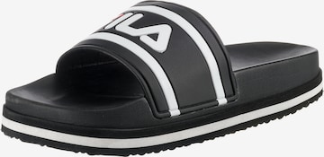 FILA Beach & Pool Shoes in Black