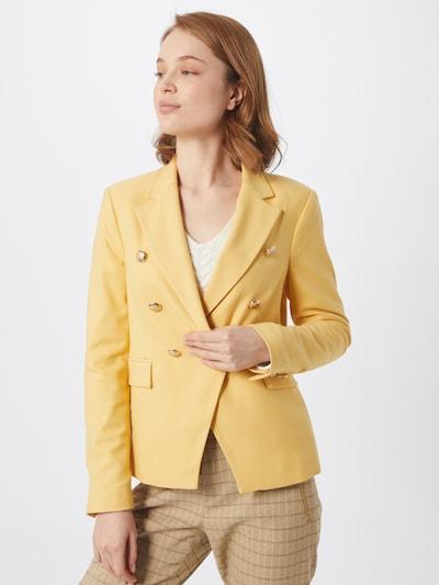 MOS MOSH Blazer 'Beliz Twiggy' in goldgelb / gold, Modelansicht