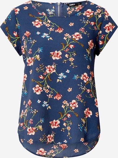 ONLY Tričko - modrá denim / zmiešané farby, Produkt
