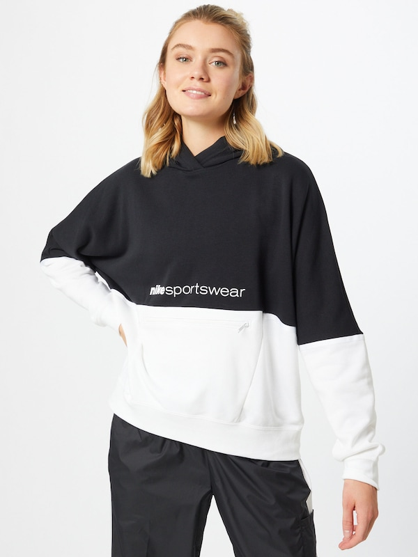 Nike Sportswear Sweatshirt 'ARCHIVE RMX' in orange