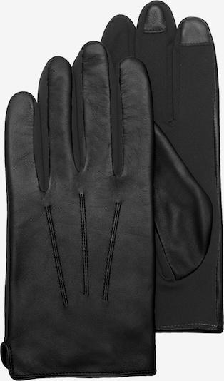 KESSLER Handschuh 'MILES Touchscreen' in schwarz, Produktansicht