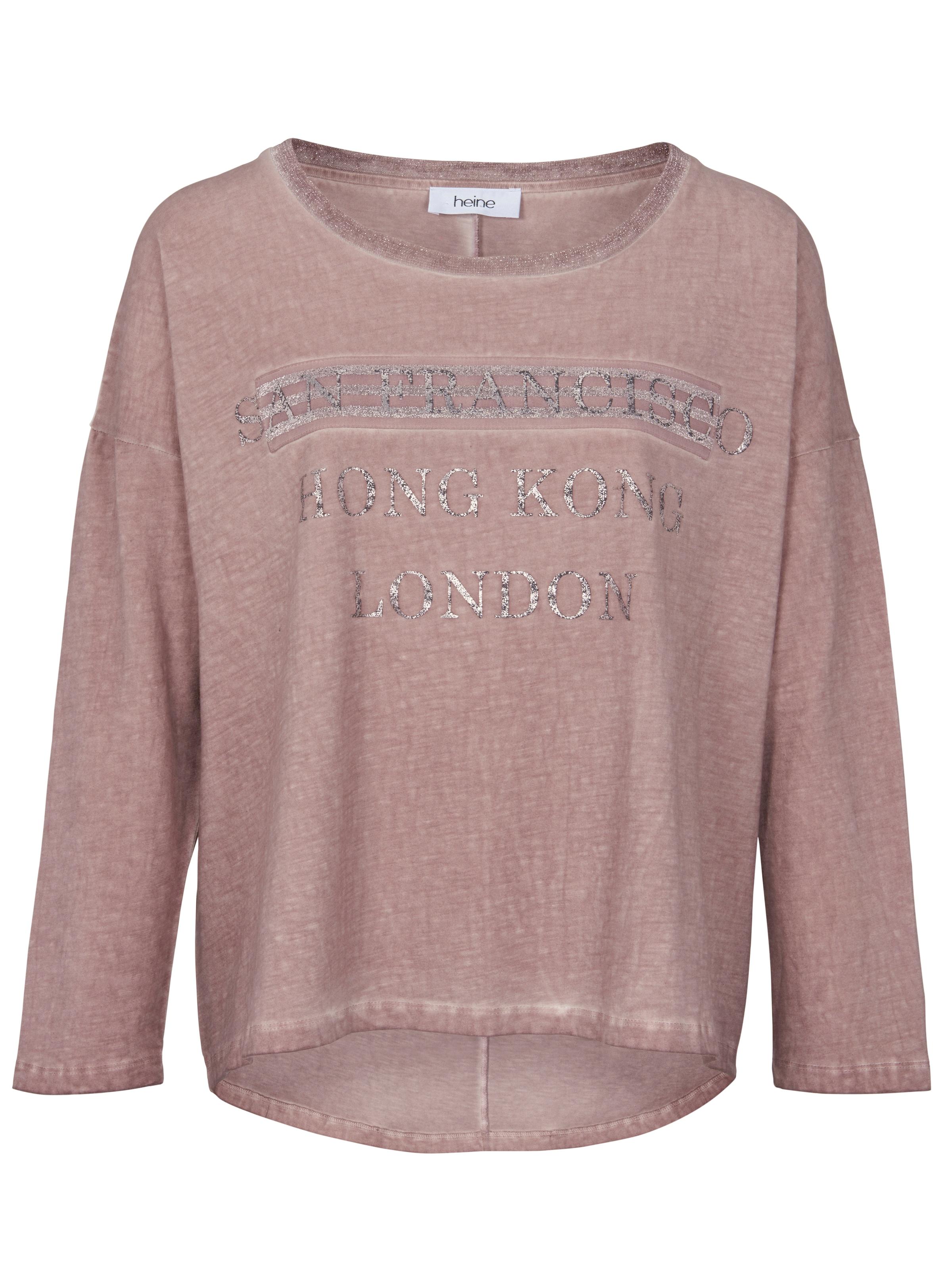 shirt Heine En En T T Heine shirt Rosé Rosé Heine T XiTOkuPZ