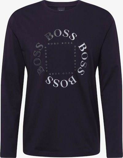 BOSS ATHLEISURE Shirt 'Togn 1' in de kleur Zwart, Productweergave