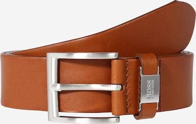Cintura 'Connio' BOSS Casual di colore cognac / argento, Visualizzazione prodotti