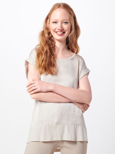 Soyaconcept Shirt 'SC-THILDE 6' in de kleur Crème: Vooraanzicht