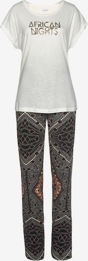 LASCANA Pyžamo - černá, Produkt